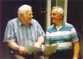 Al Cobine and Ray Laffin
