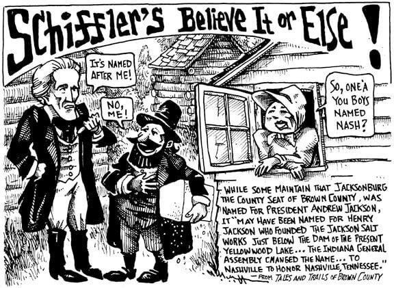 August 2004 Schiffler's Believe it or Else!