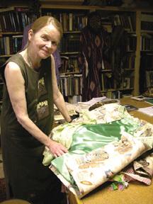 Barbara Livesey, Fiber Historian