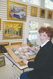 Brenda Roberts, artist