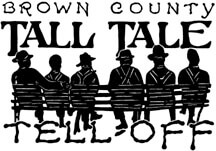 Brown County Tall Tale Tell-Off