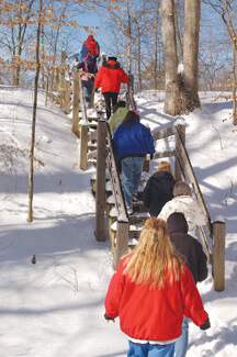 Brown County Winter Hike & Celebration