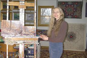 Charlene Marsh, artist
