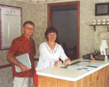 Ed and Lana Wrightsman's
