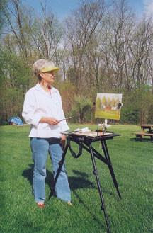 Elizabeth O'Rear, artist