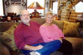 Gail and Susie Raehn