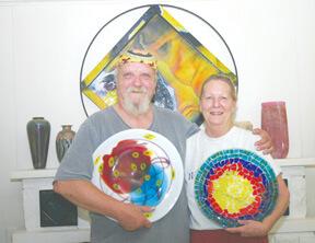 George and Phyllis Zajicek