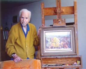 Gordon Fiscus, Centenarian Artist