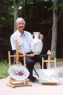 Harry Hugar's Porcelain Art Studio