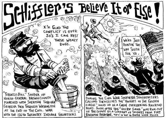 July 2003 Schiffler's Believe it or Else!
