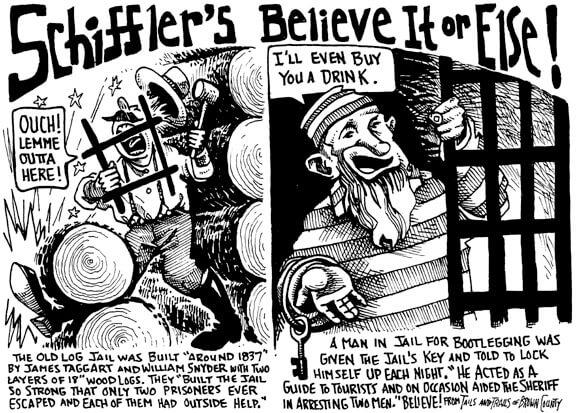 July 2004 Schiffler's Believe it or Else!