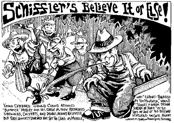 June 2003 Schiffler's Believe it or Else!