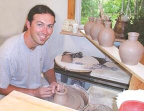 June 2005 Studio and Garden Tour