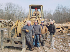 Kevin Pool, Bill Pool, Willie Pool, Gary Watkins, Rich Harding