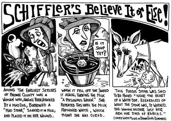 May 2003 Schiffler's Believe it or Else!