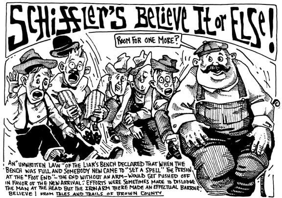 May 2004 Schiffler's Believe it or Else!