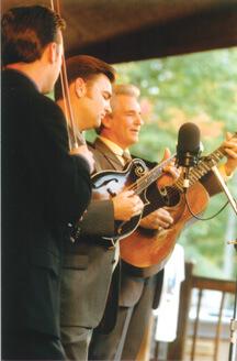 Monroe Uncle Pen Bluegrass Festival