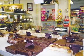 Nashville Candy Store