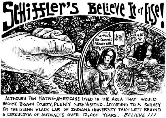 September 2004 Schiffler's Believe it or Else!