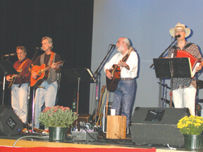 Slats Klug & Friends Sweet Magnolia Concert