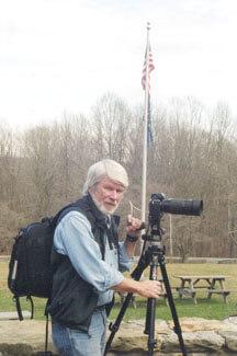 Stephen Cale, photographer