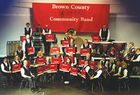The Brown County Community Band