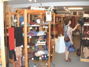 The Brown County Craft Gallery