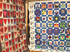 The Brown County Historical Society Quilt Show