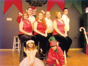 """Winter Wonderland"" at the Nashville Follies"