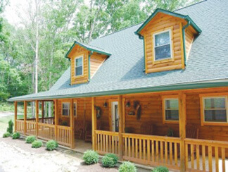 37th Annual Brown County Log Cabin Tour
