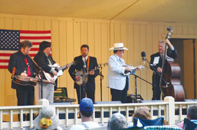 42nd Bill Monroe Bluegrass Festival