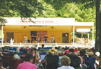 44th Bean Blossom Bluegrass Festival