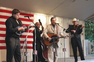 47th Bill Monroe Bluegrass Festival