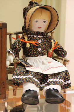 Abigail Doll of Brown County