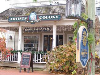 Artists Colony Inn