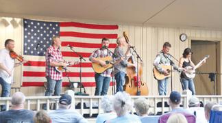 Bill Monroe Memorial Bluegrass Festival
