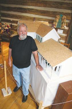 Bill Root's Family Home Model