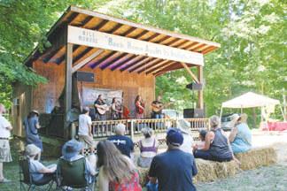 Bluegill in 2018 festival