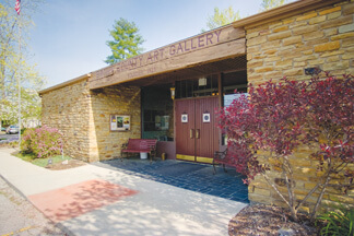 Brown County Art Gallery and Museum