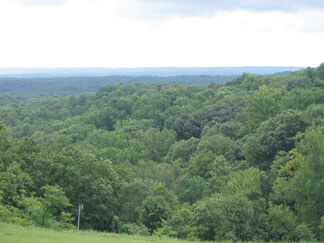 Brown County Hills Eco-region
