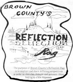 Brown County's Reflection Rag