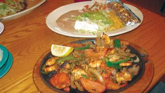 Casa Del Sol's traditional Mexican cuisine