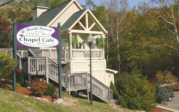 Chapel Café