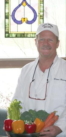 Chef Wayne Hawrys