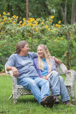 Cindy David and Bob Vernon