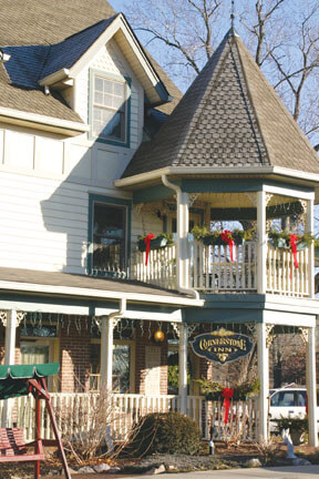 Cornerstone Inn, (Lodging)