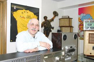 Eugene Spiegel, Reliable Vintage owner