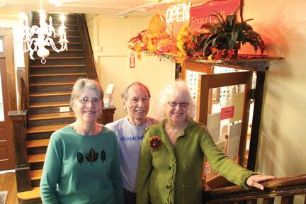 Ferrer Gallery Friends