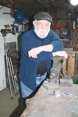 George Goehl, metal artist