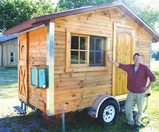 Gnaw Bone Wilderness Cabins